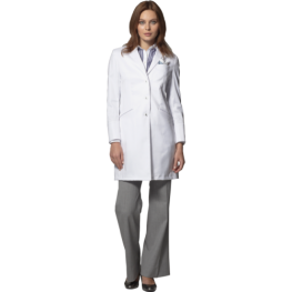Bayan Beyaz Uzun Boy Doktor Önlüğü